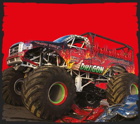 Monster Truck Rides